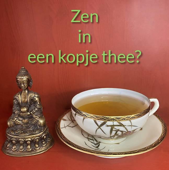 Zen in een kopje thee | Santhee